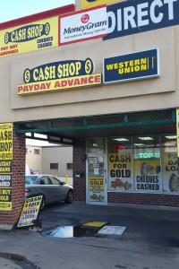 Cash Shop