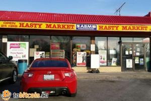 Hasty Market