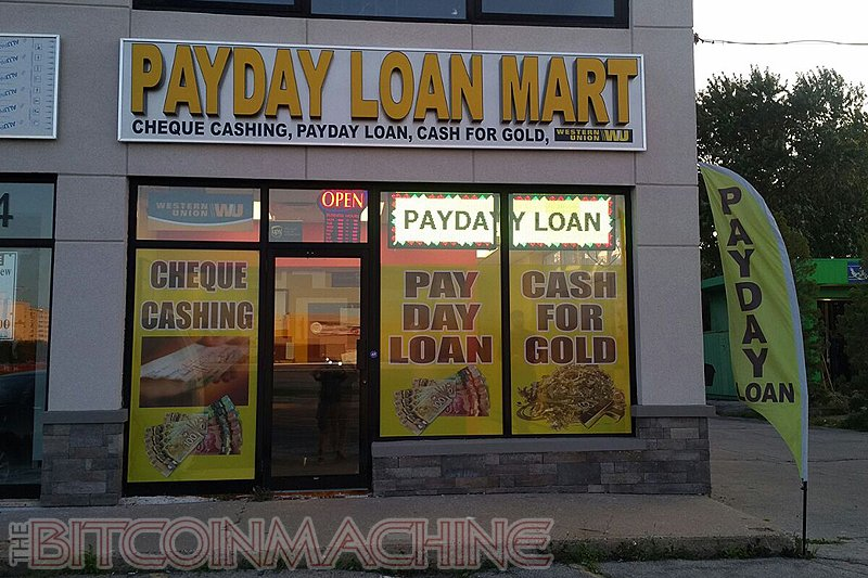 Payday Loan Mart