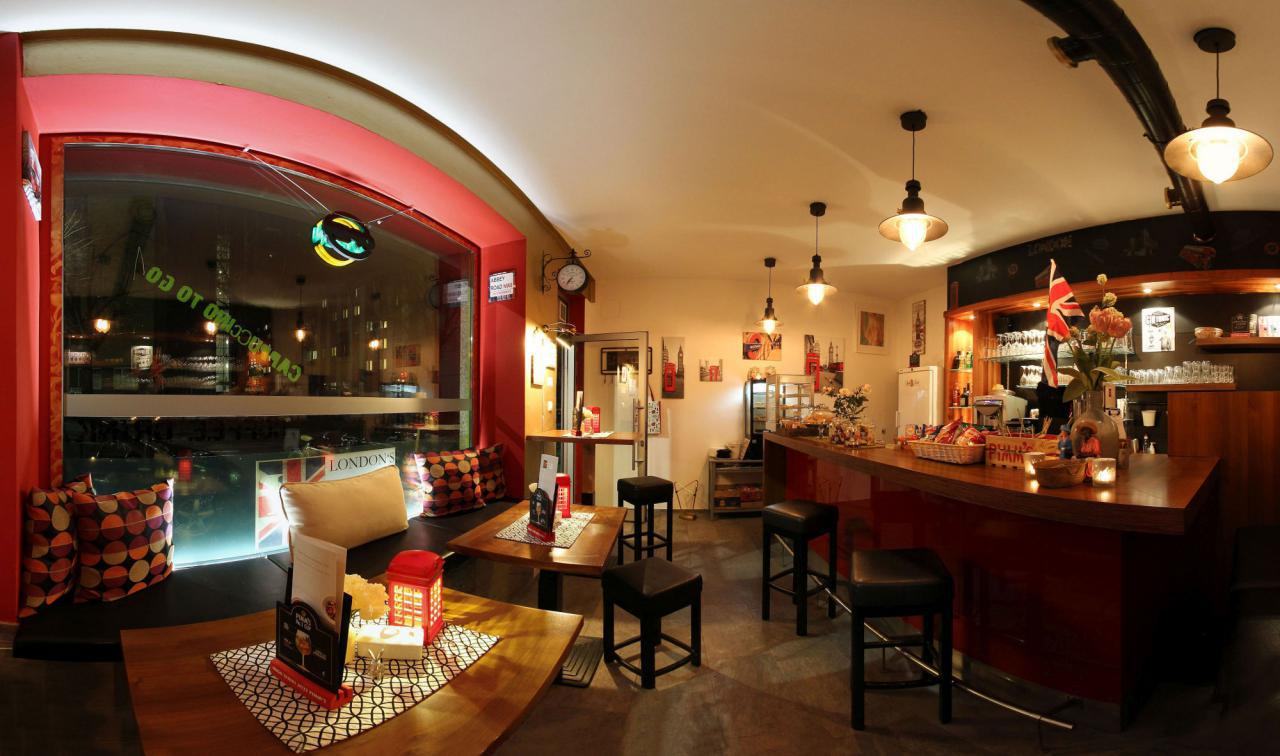 London Taste The Café