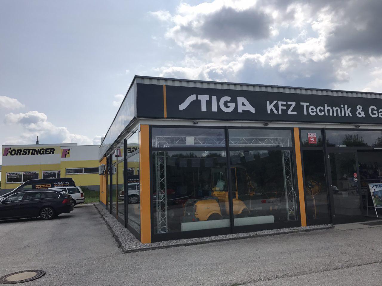 KFZ Technik & Gartengeräte Ambulanz