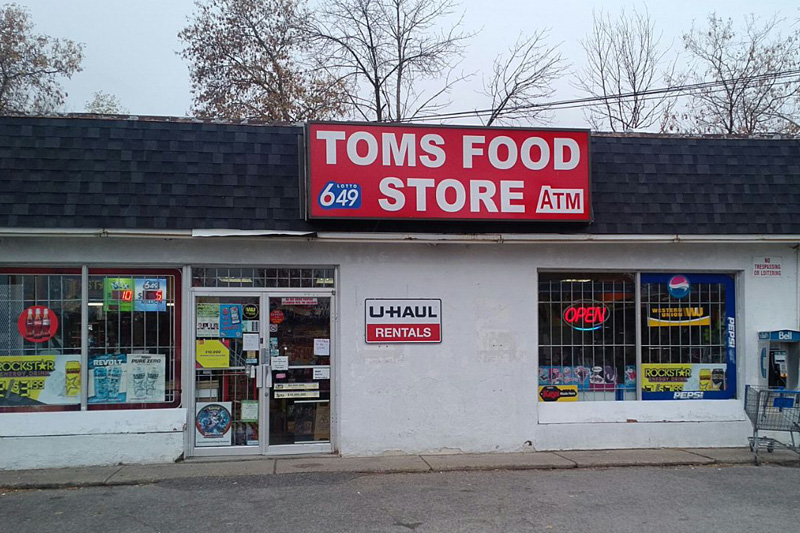 Toms Food Store