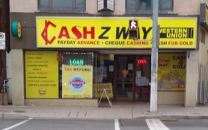 Cash Z Way