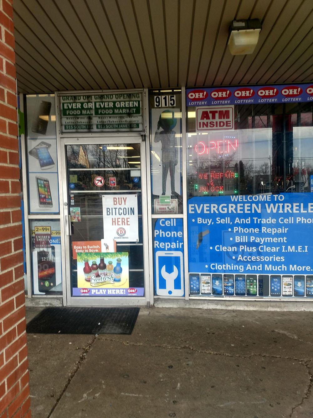 Evergreen Food Market
