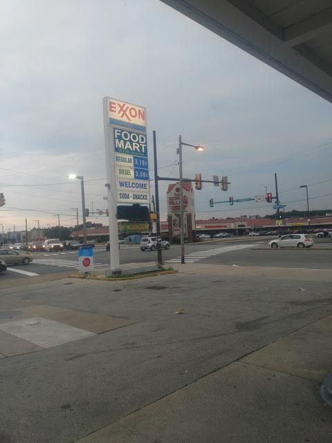 Exxon Gas