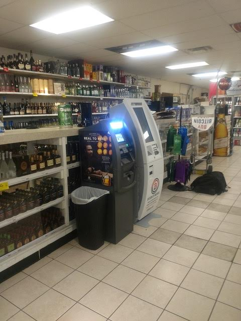 Green Light Beverage Liquor Store