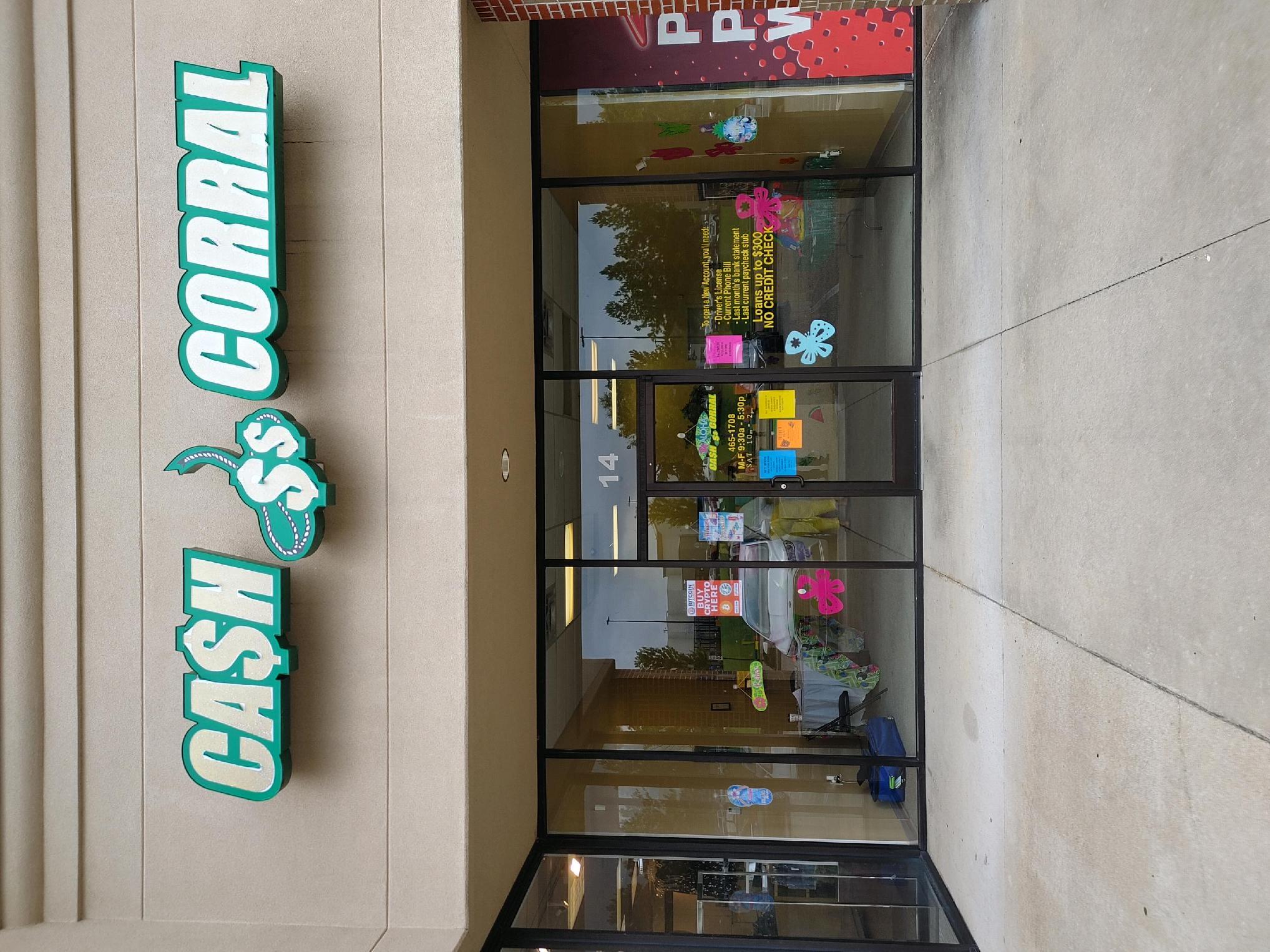 Cash Corral Oakland