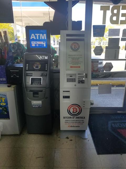 Marathon Gas Station