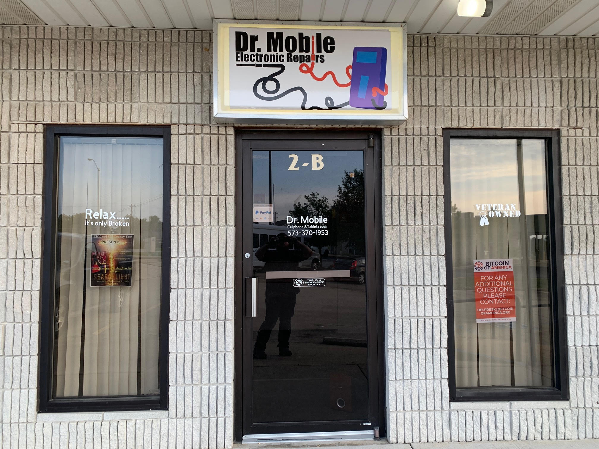 Dr. Mobile Computer And Cell Phone Repair