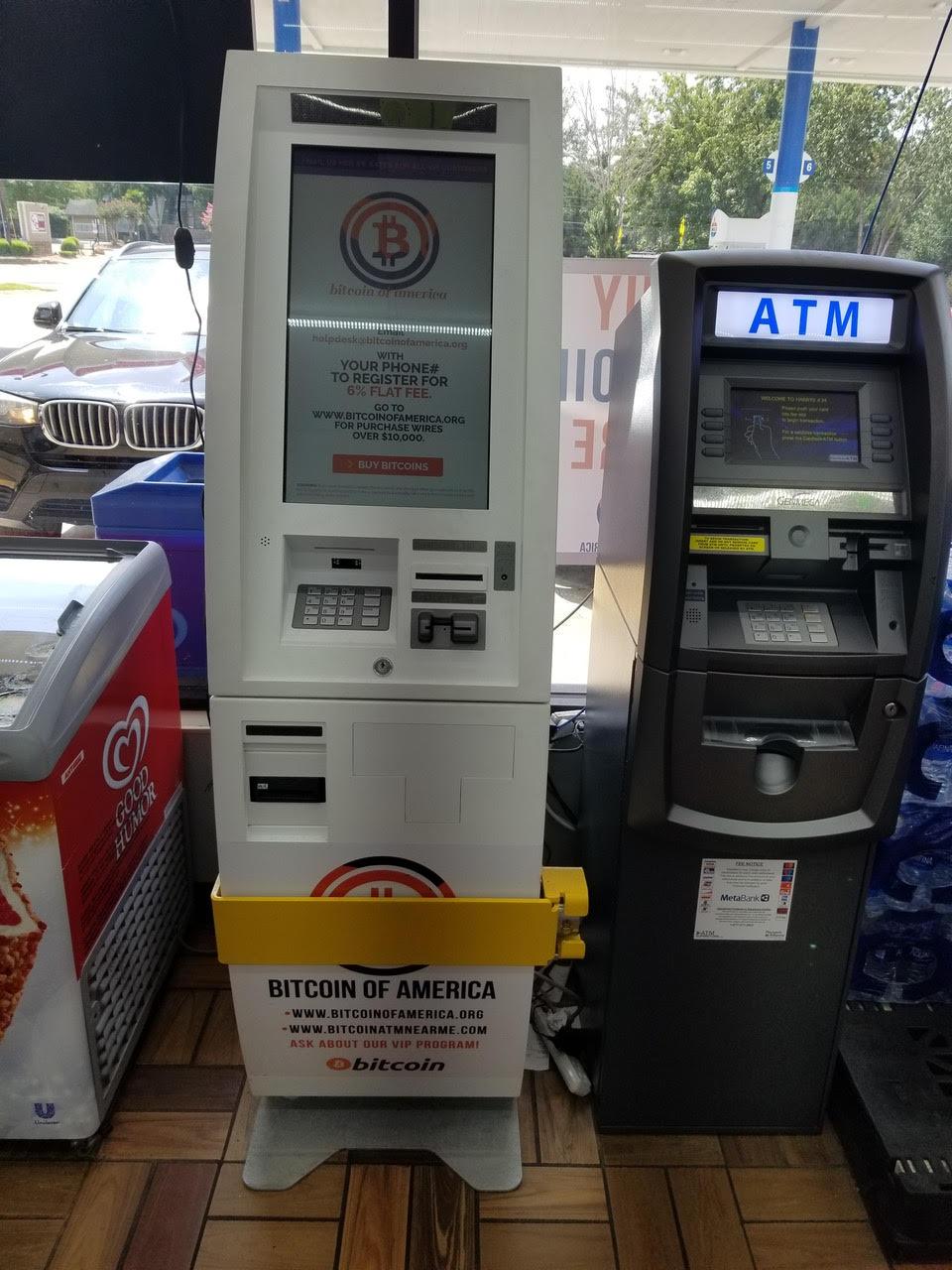 Amoco Gas Station