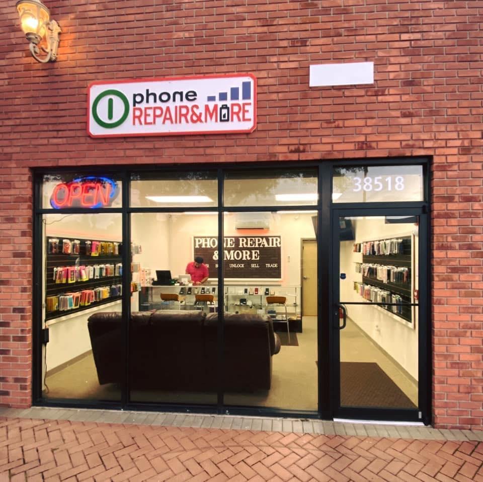 Phone Repair & More
