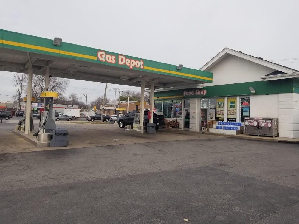 Gas Depot Gas Station