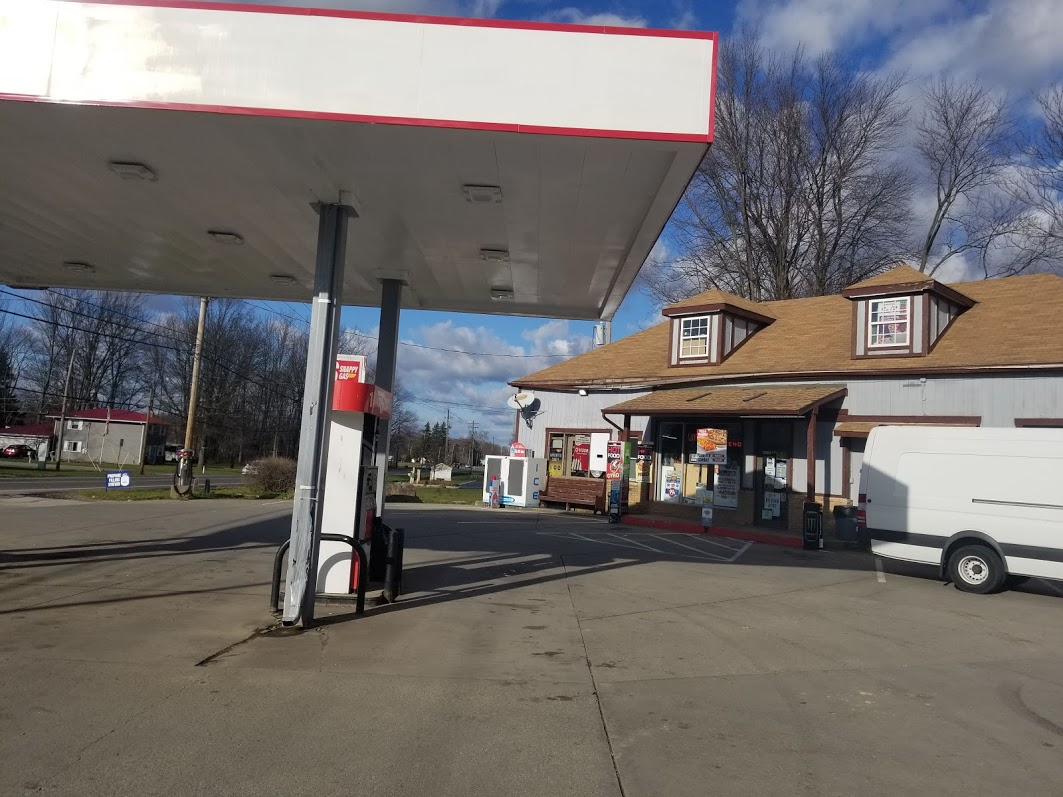 Snappy Gas Station