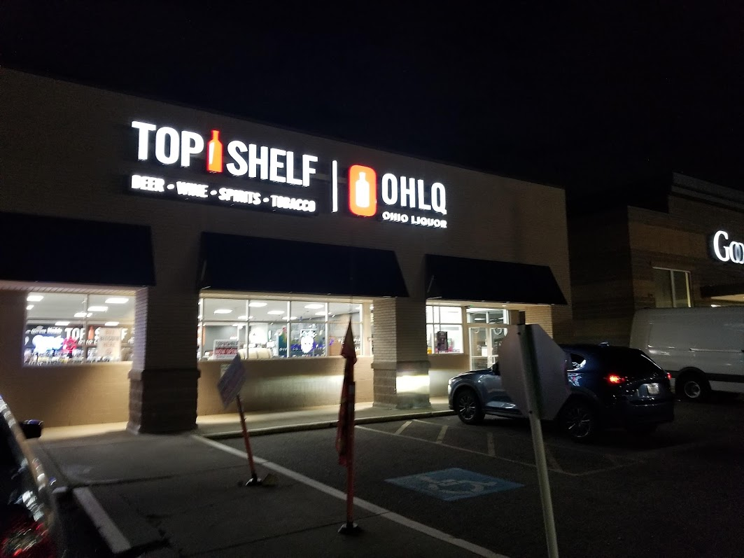 Top Shelf Liquor Store