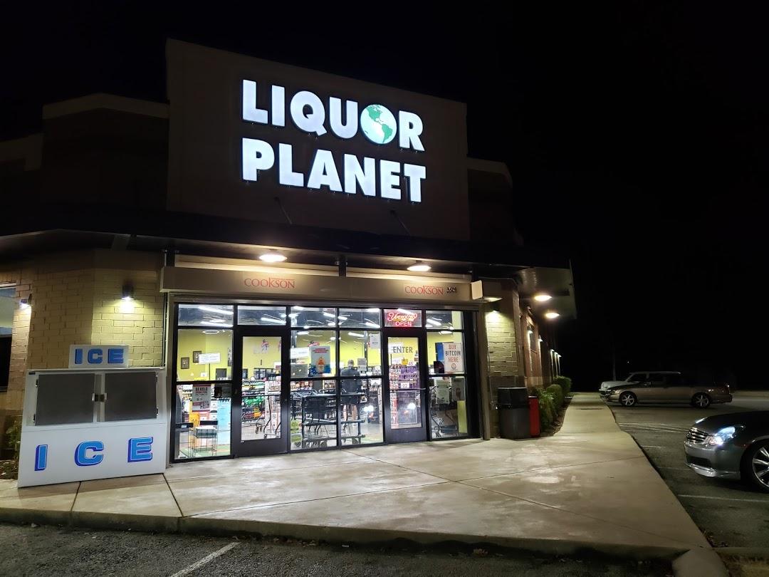 Liquor Planet