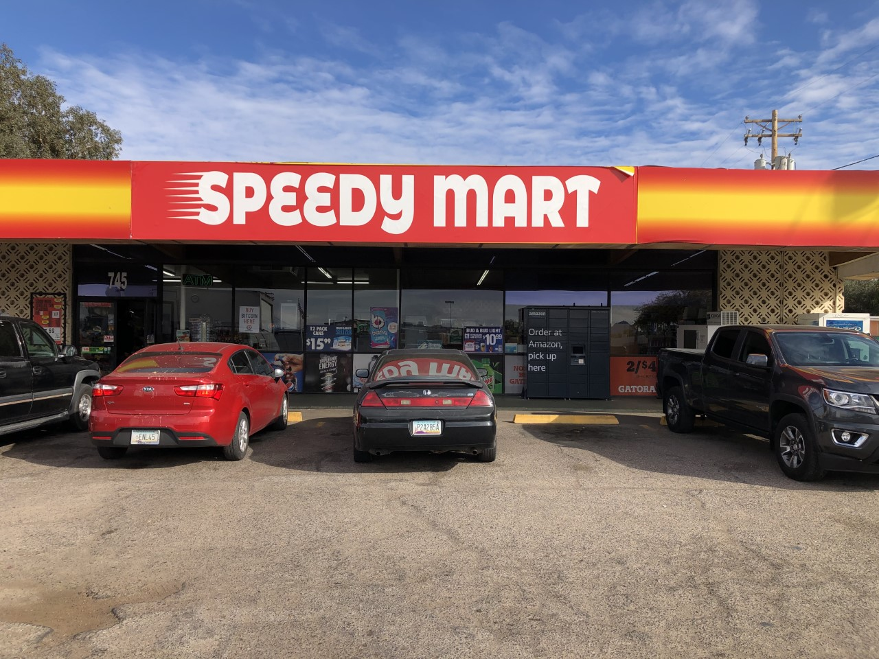 Speedy Mart