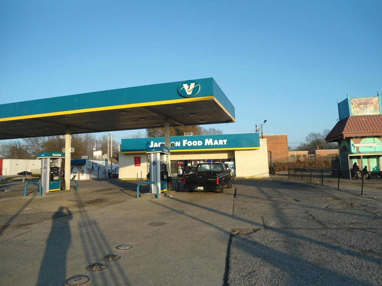 Valero Gas Station