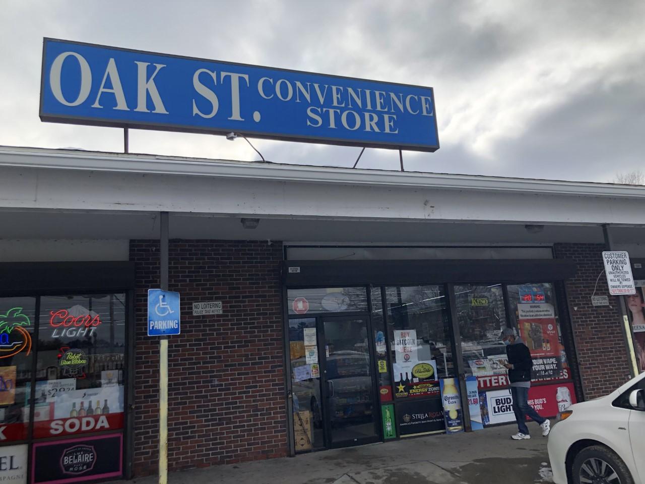 Oak Street Convenience Store