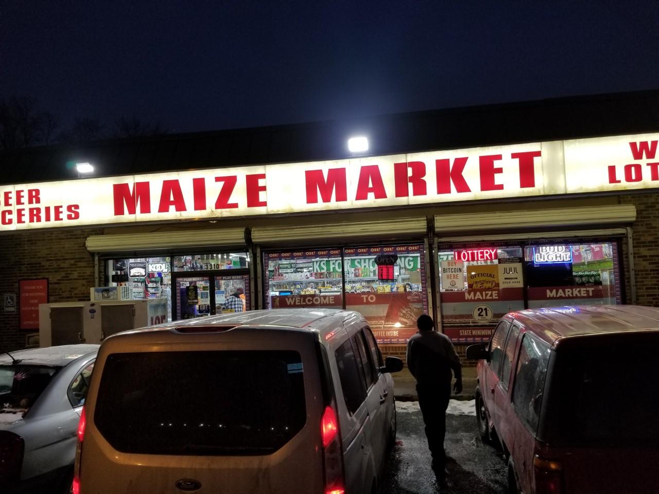 Maize Market