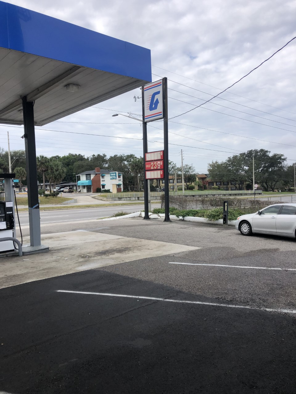 Gas & Go Gas Station