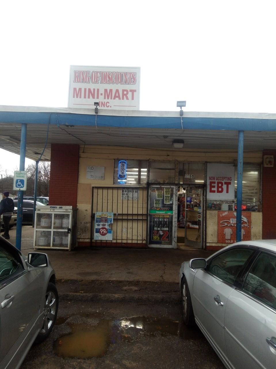 King Discount Mini Mart