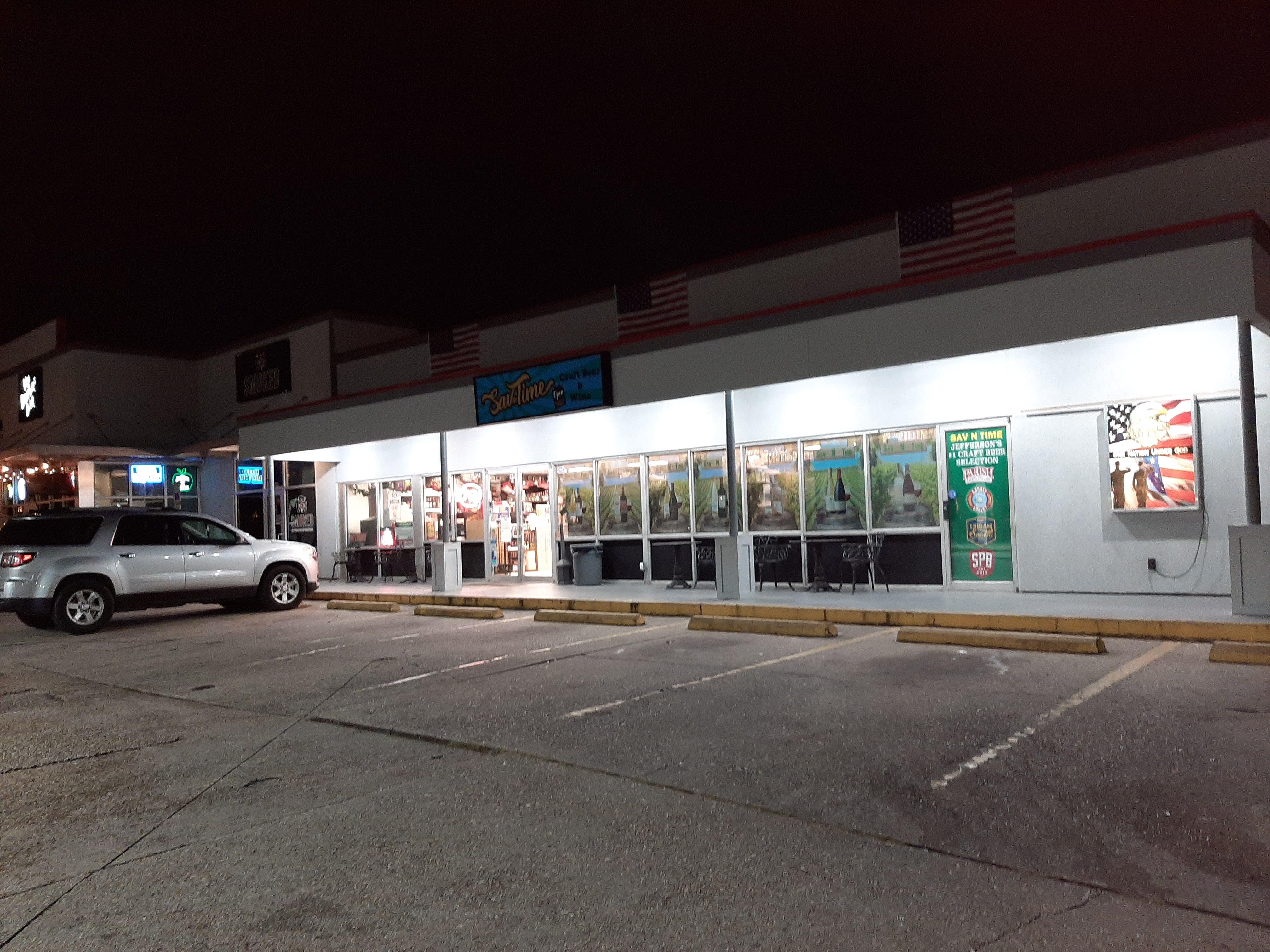 Sav N Time Gas Station