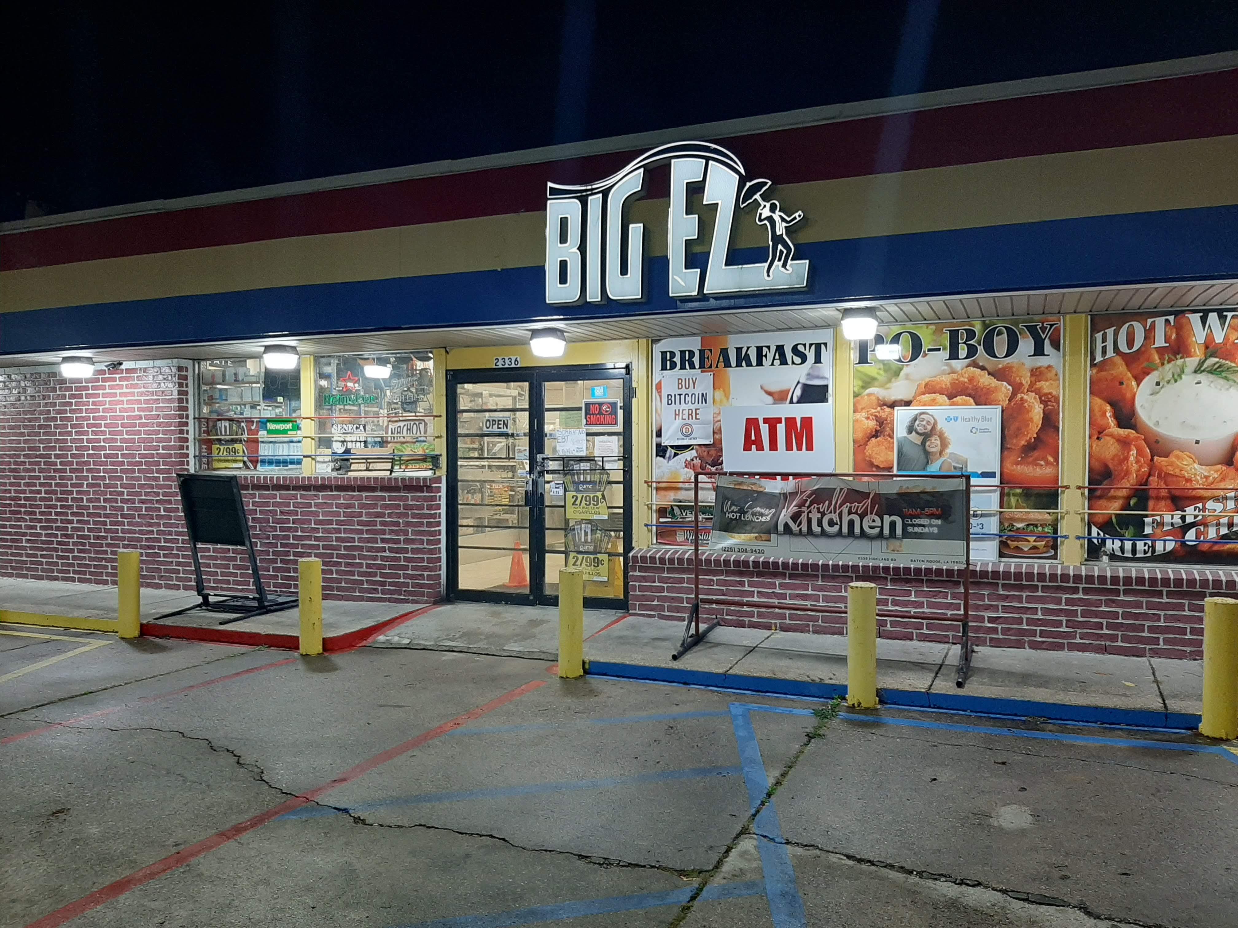 Big Ez Gas Station