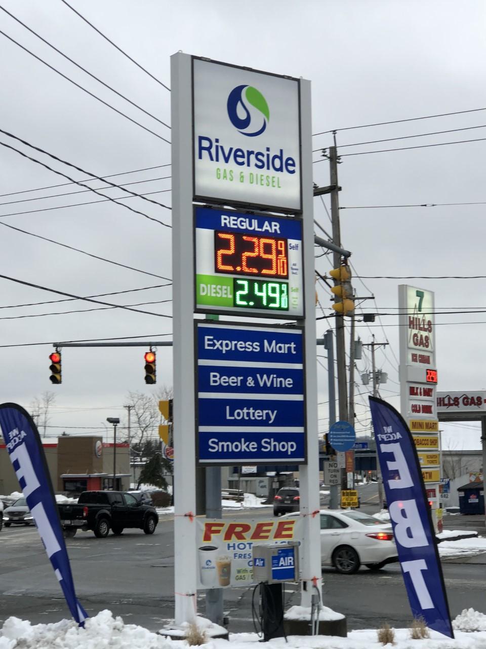 Riverside Gas & Diesel