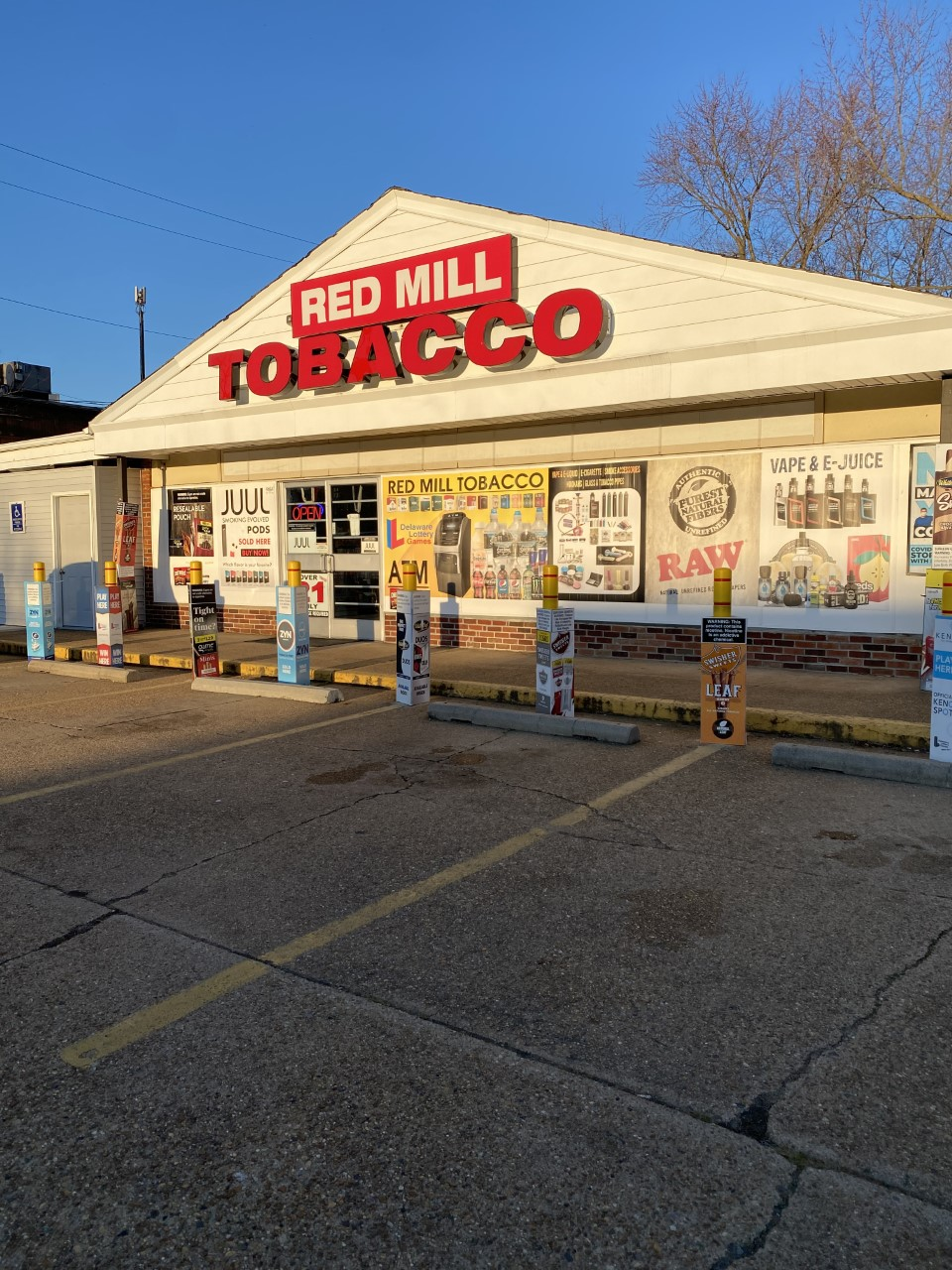 Red Mill Tobacco