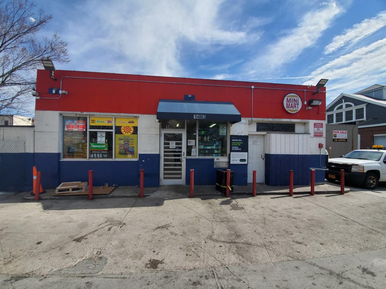 U.S. Gas Station