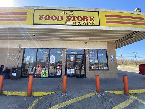 Mr J's Food Store