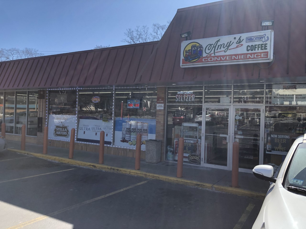 Amy's Convenience Store