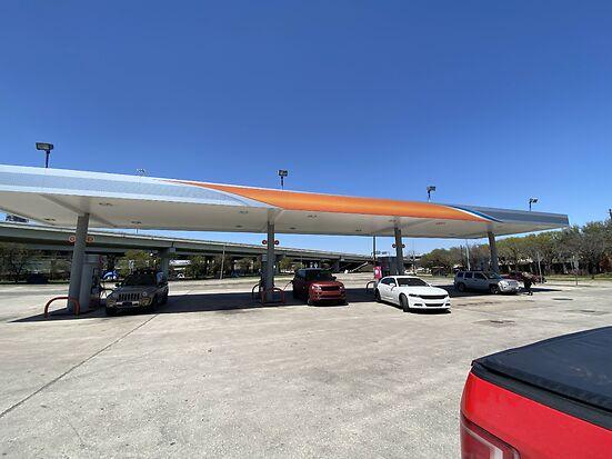 76 Gas Station