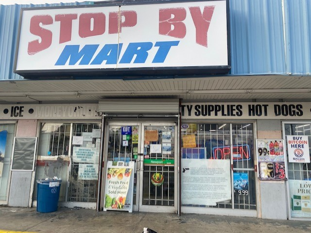 Stop By Mart