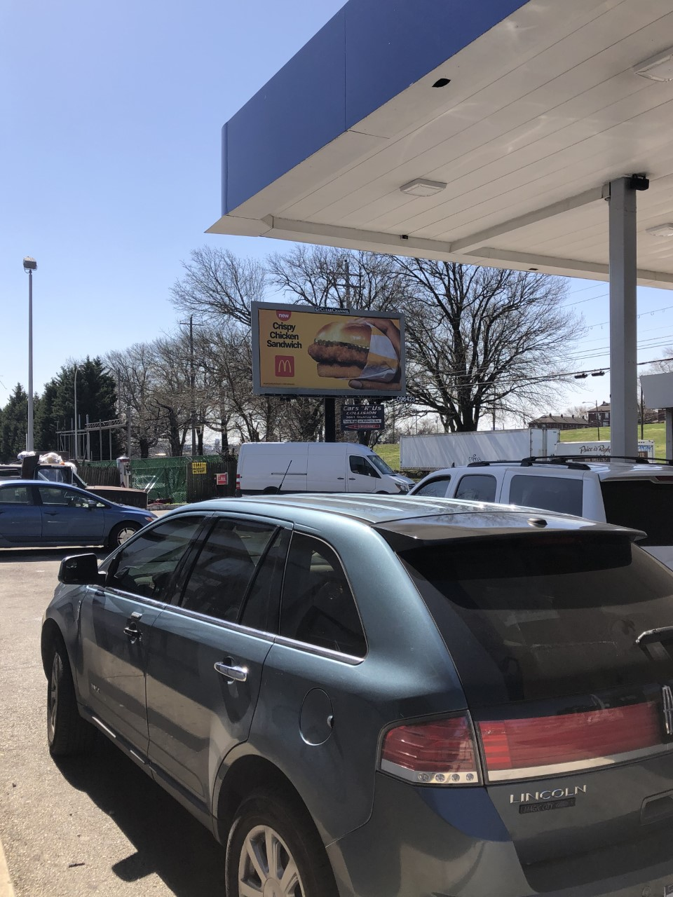 Fox Street Gas Station