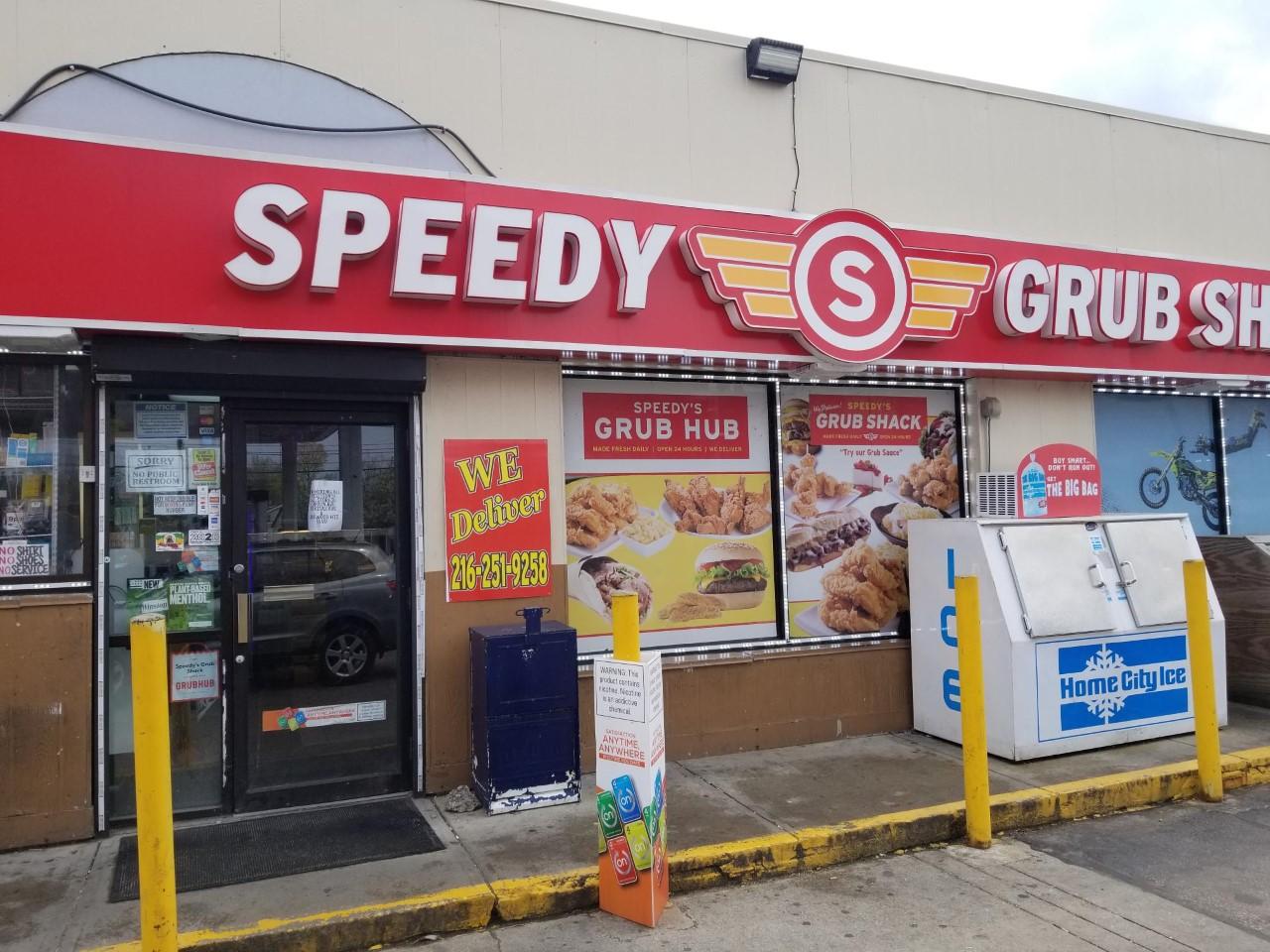 Speedy Gas Station