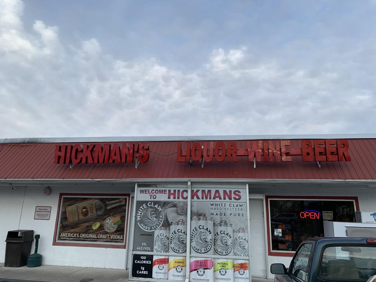Hickman's Liquors
