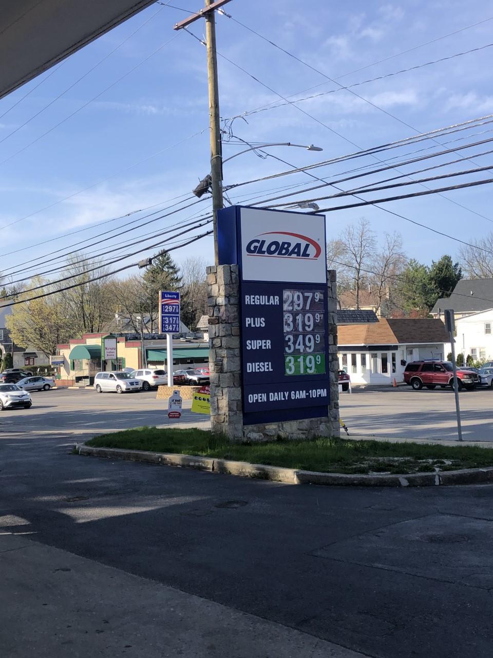 Global Gas Station