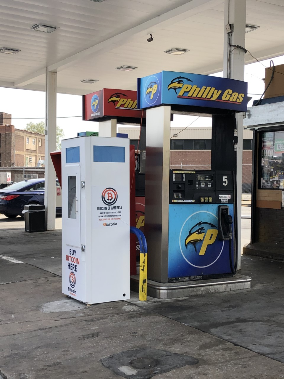 Philly Gas Station