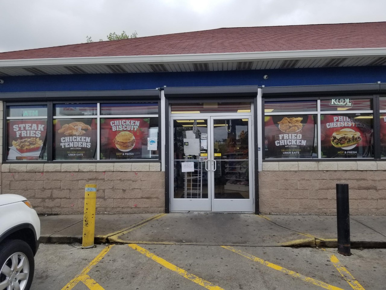 Gas America Gas Station