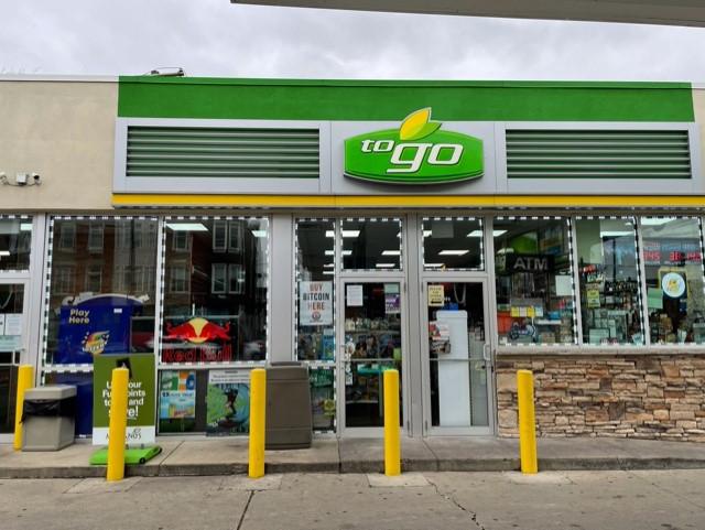BP Gas Station
