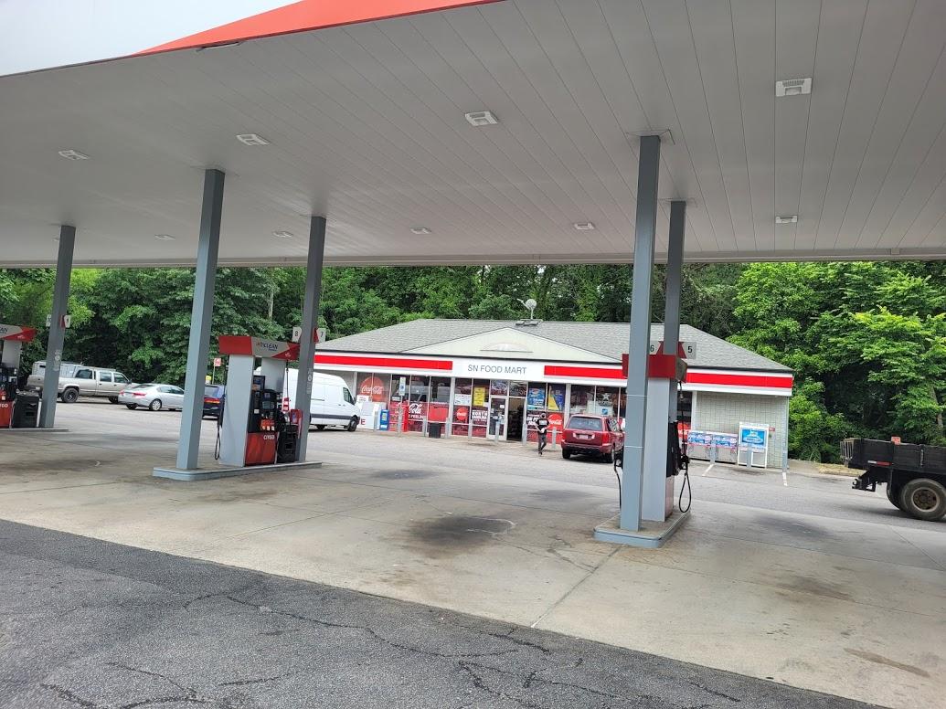 Citgo Gas Station