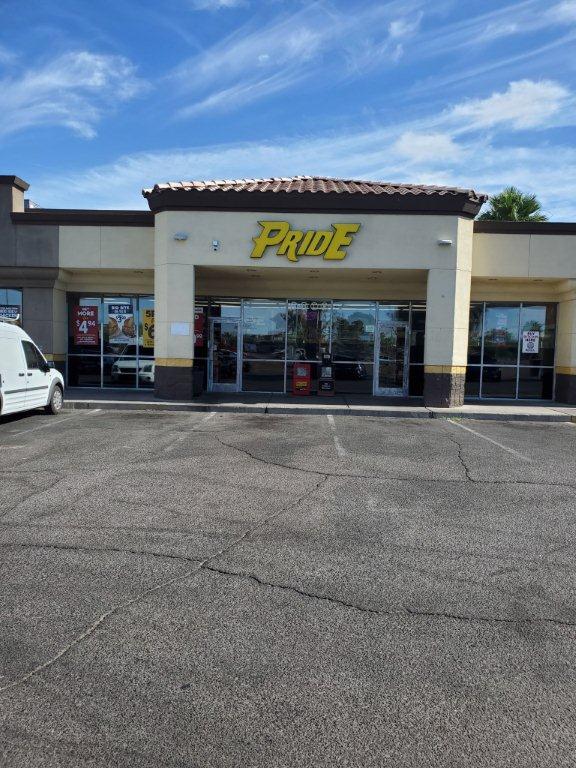 Pride Gas Station