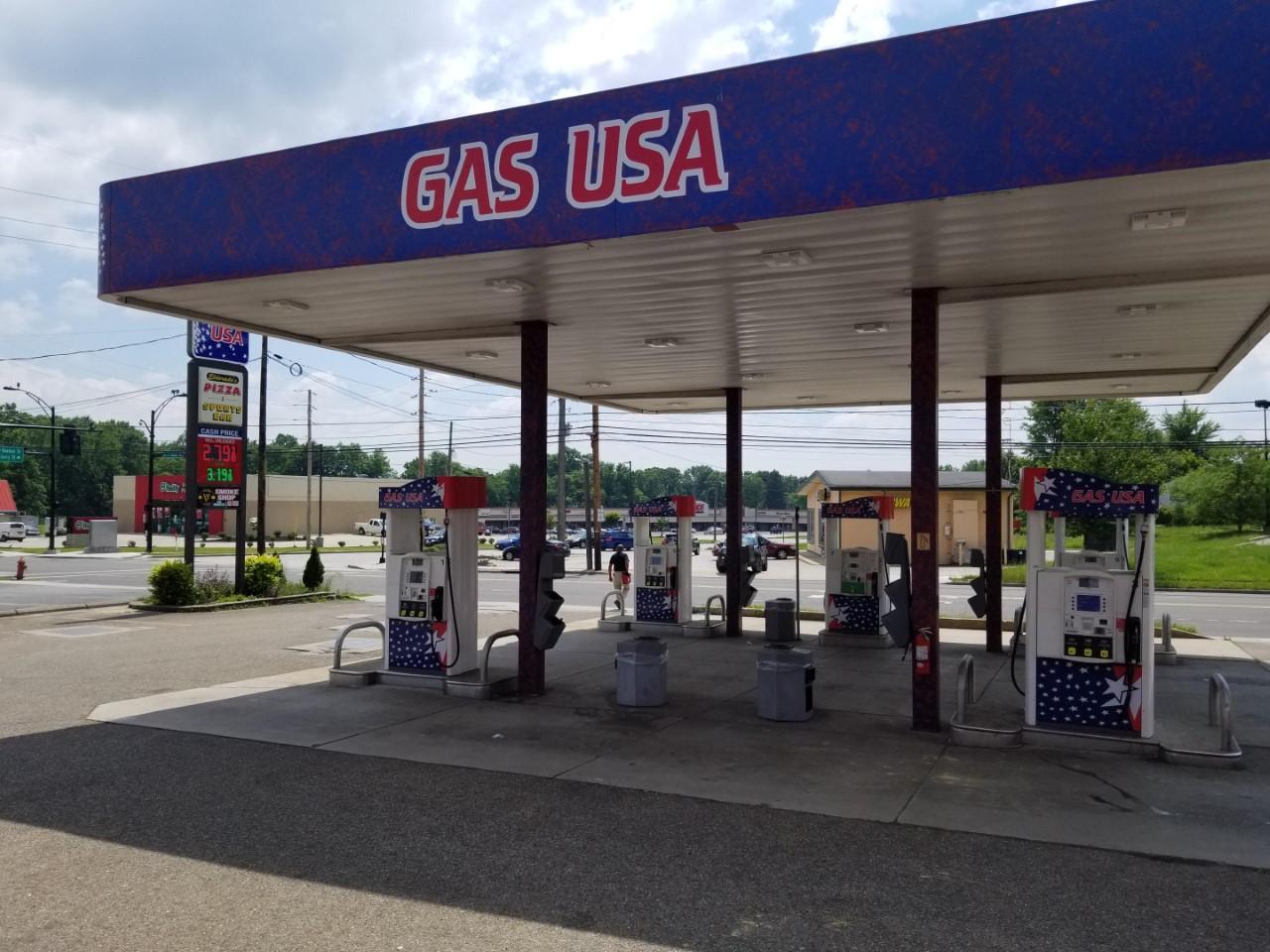 Gas USA Gas Station