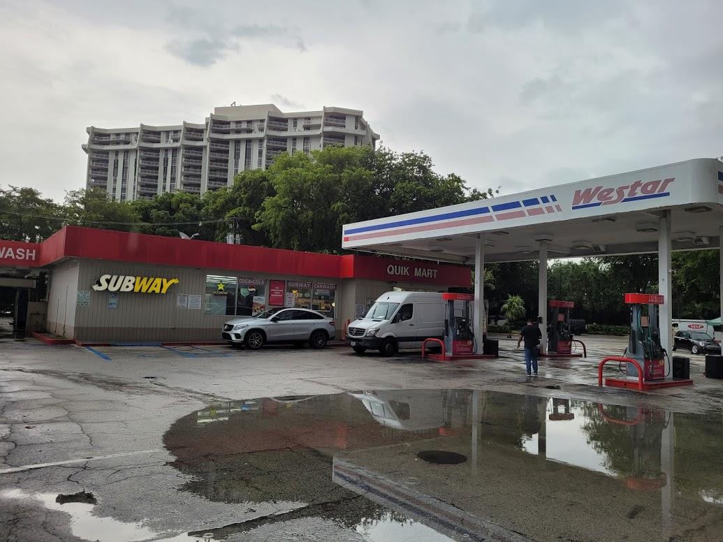 Westar Gas Station