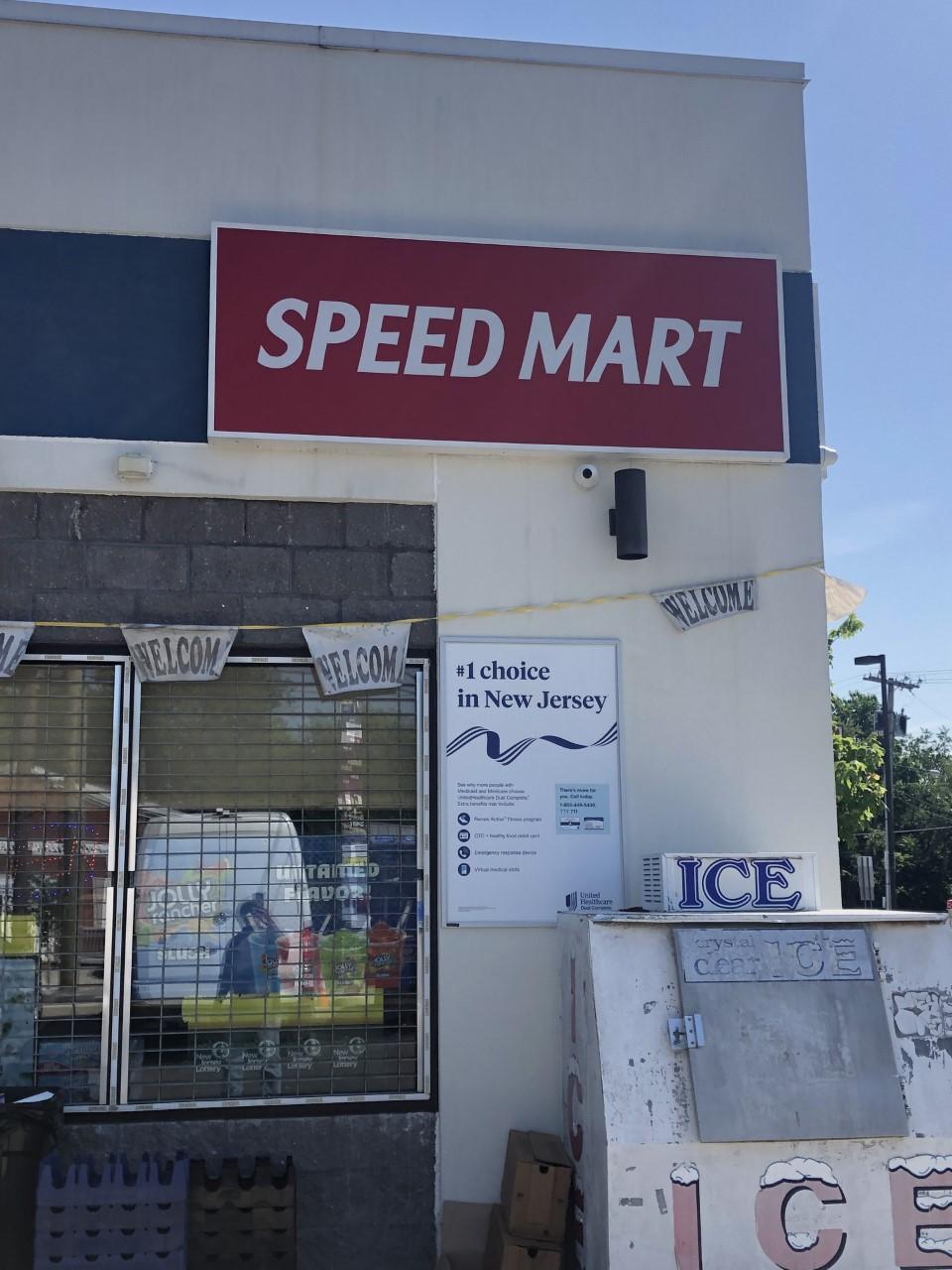 Speed Mart