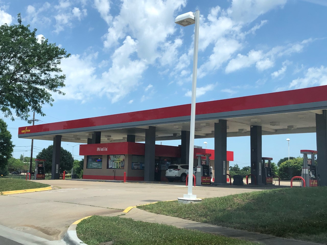 Phillips Gas Station