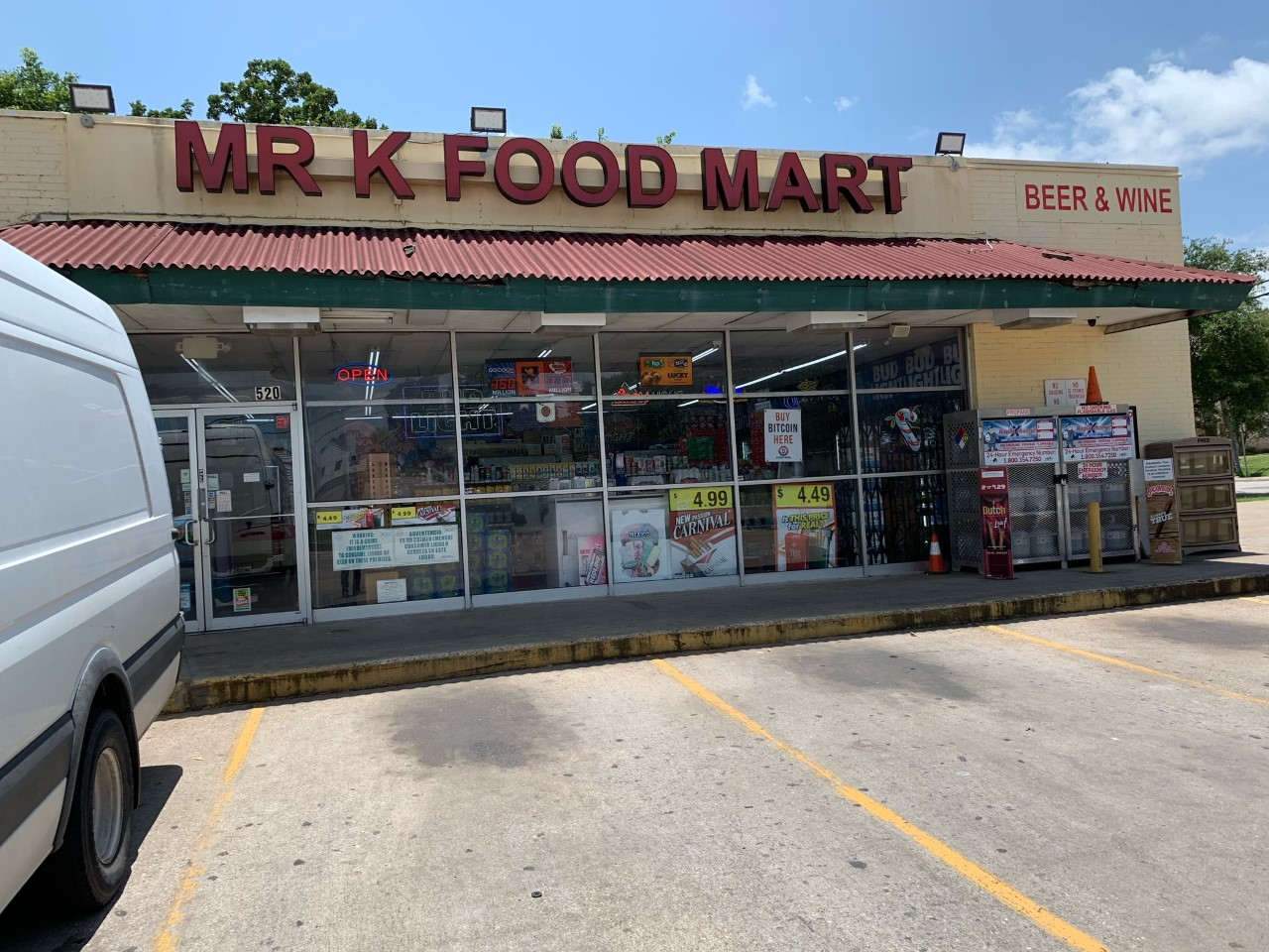 Mr K Food Mart