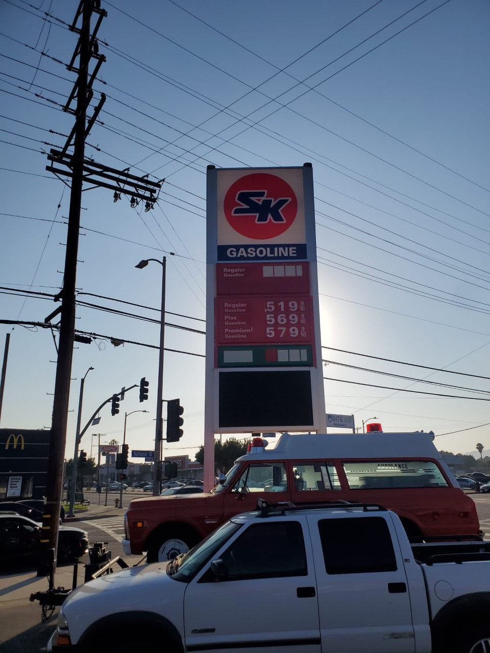 Sinaco Oil Gas Station