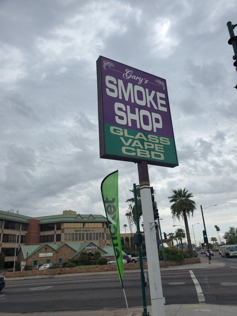 Gary's Smoke Shop